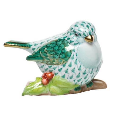 Little Bird On Holly