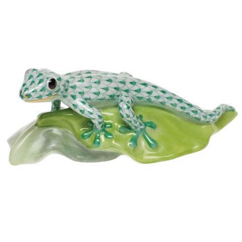 $335.00 Gecko On Leaf