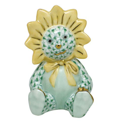 $350.00 Sunflower Bear - Green