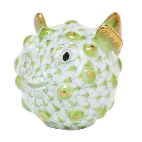 $215.00 Puffer Fish - Key Lime