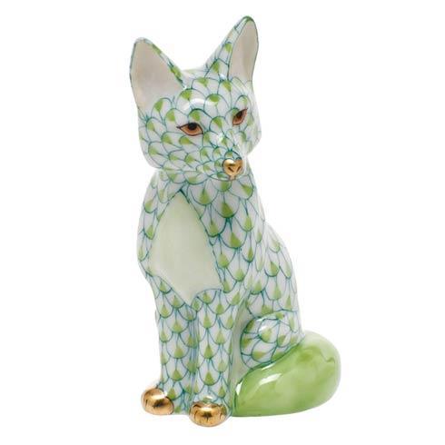 $240.00 Sitting Fox - Key Lime