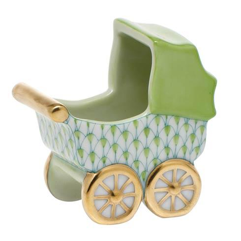 $295.00 Baby Carriage - Key Lime
