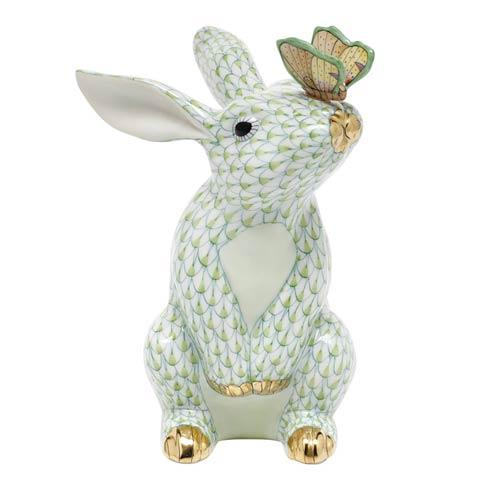 $765.00 Bunny with Butterfly - Key Lime