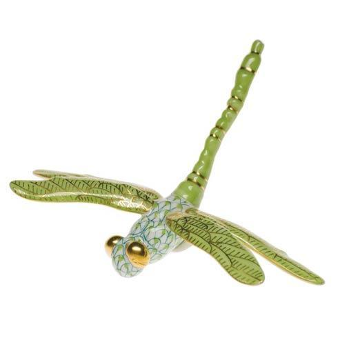 Herend Figurines Bugs & Friends Dragonfly $285.00