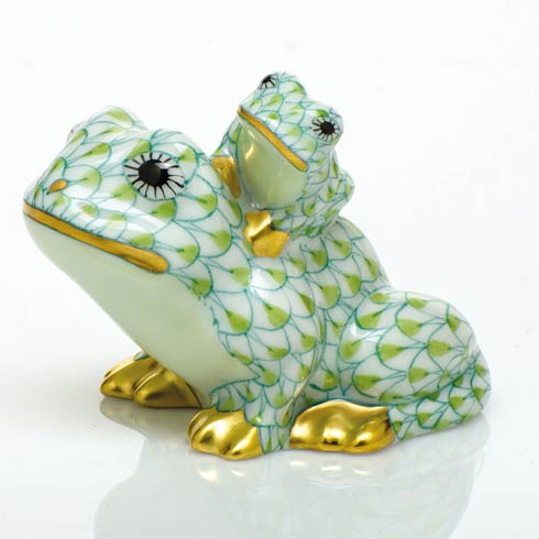 Figurine's Frogs collection