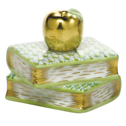 $225.00 Apple on Books - Key Lime
