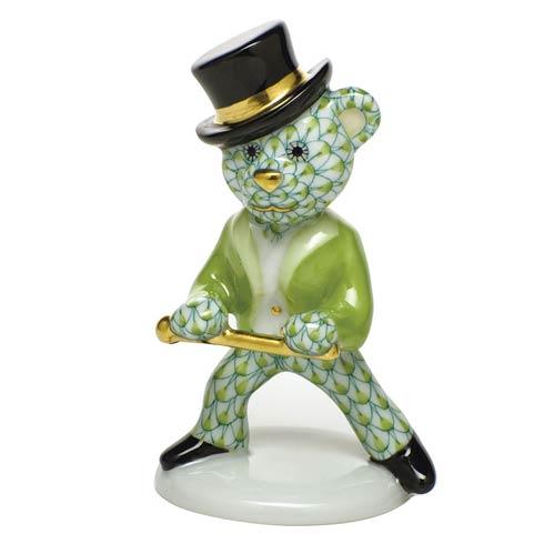 $325.00 Tap Dance Bear - Key Lime