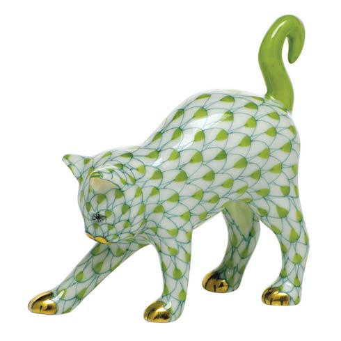 $285.00 Arched Cat-Key Lime