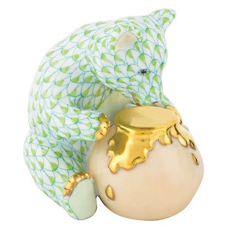 $395.00 Bear with Honey Pot