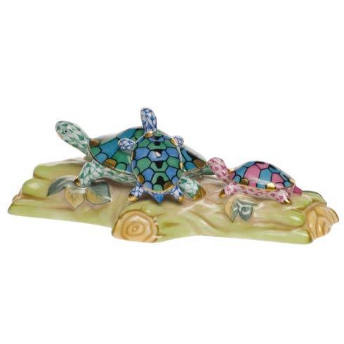 Turtle Trio - Grn & Blu & Pnk
