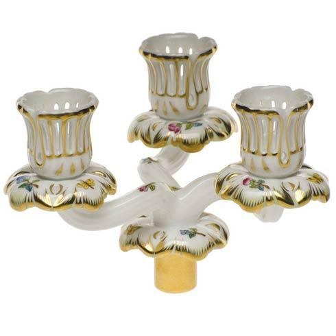 $455.00 Triple Candle Arm For