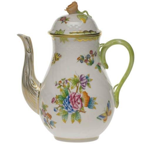 $500.00 Coffee Pot W/Rose
