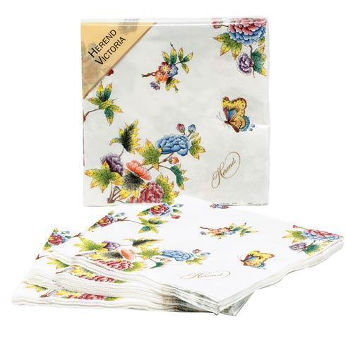 $10.00 Napkins, Paper - Multicolor