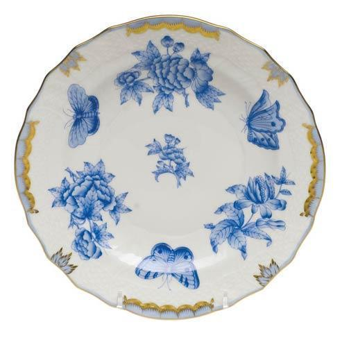 Herend  Fortuna Blue Salad Plate $150.00