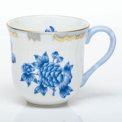 Herend Fortuna Blue Mug $200.00