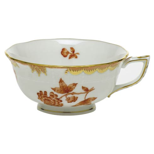 Herend Collections Fortuna Rust Tea Cup  $160.00