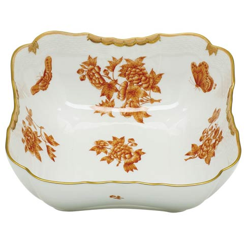 $585.00 Square Salad Bowl - Multicolor