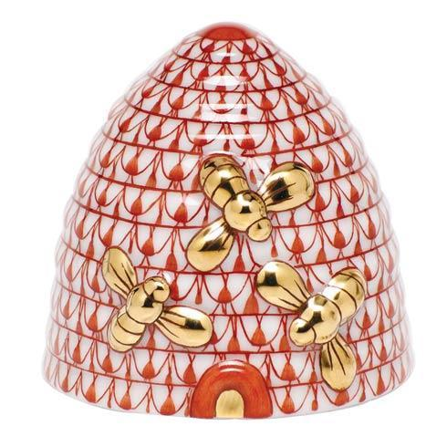 $295.00 Beehive - Rust