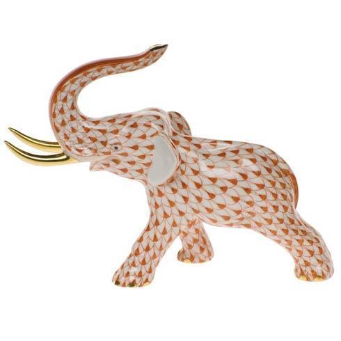 Herend Figurines Elephants Elephant $275.00