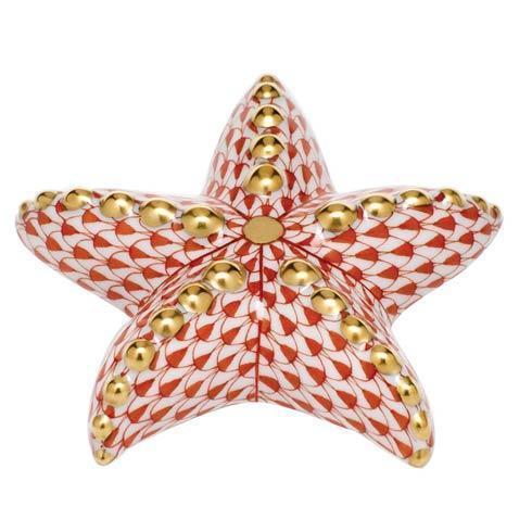 $245.00 Puffy Starfish - Rust