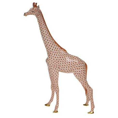 Giraffes collection with 12 products