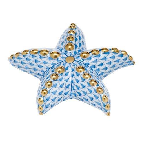 $245.00 Puffy Starfish - Blue