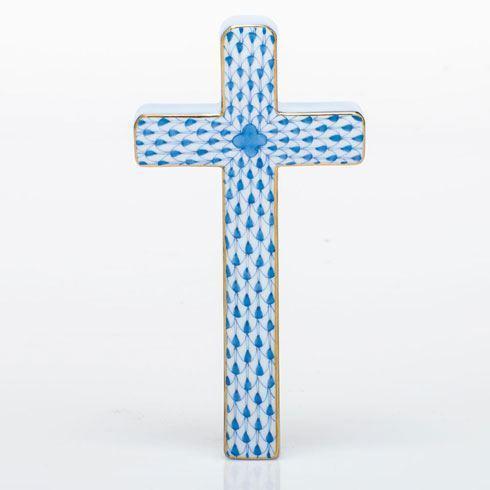 $270.00 Cross - Blue