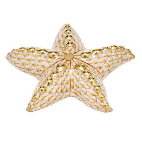 $245.00 Puffy Starfish - Butterscotch
