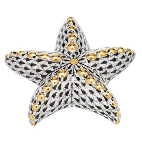 $245.00 Puffy Starfish - Black