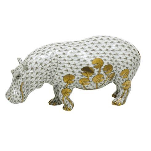 Hippopotamus - Multicolor