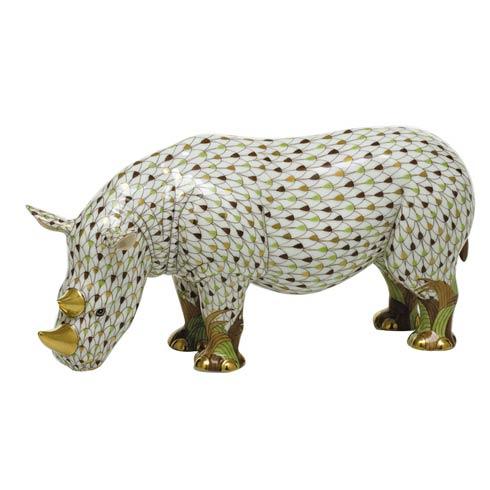 $2,325.00 Rhinoceros - Multicolor