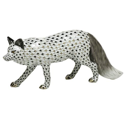 Silver Fox -  Multicolor