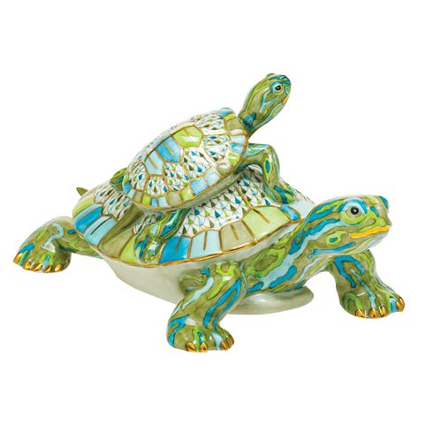 $2,295.00 Pair of Turtles