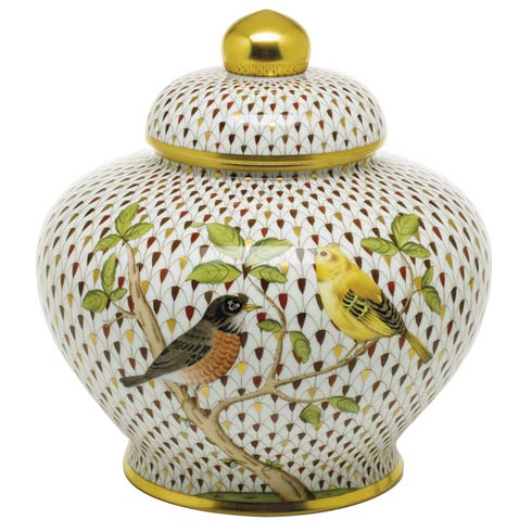 $6,500.00 Songbird Ginger Jar