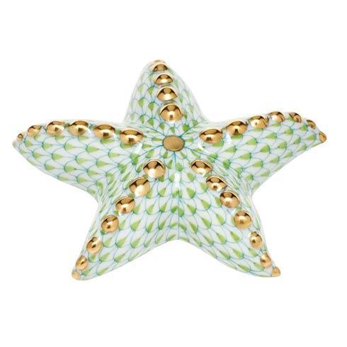 $245.00 Puffy Starfish - Key Lime