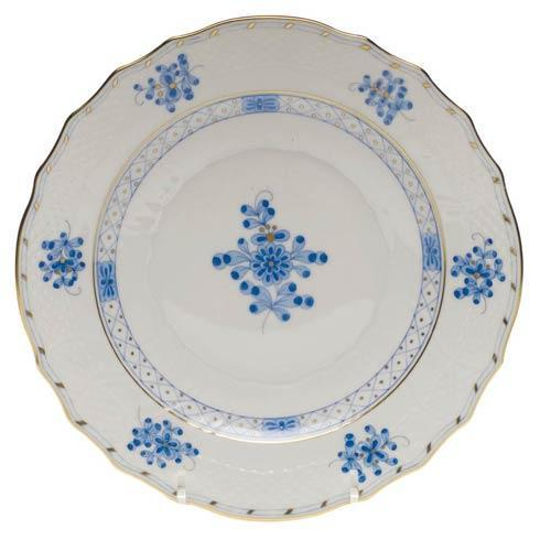 Herend  Blue Garden Salad Plate $130.00