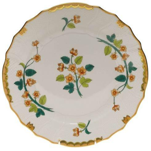 Herend  Livia Dinner Plate $205.00
