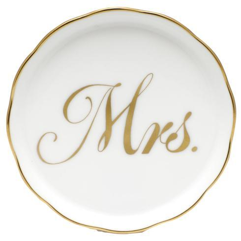 Herend Home Accessories Coasters Mrs. Coaster - Multicolor $40.00