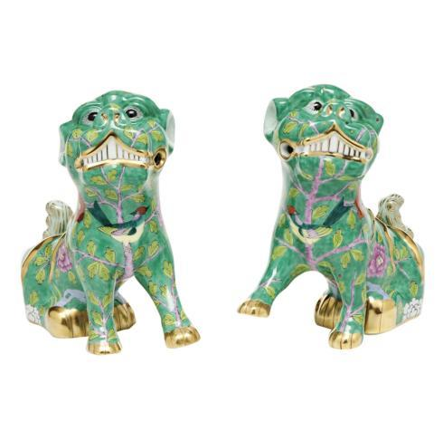 $3,150.00 Imperial Foo Dogs