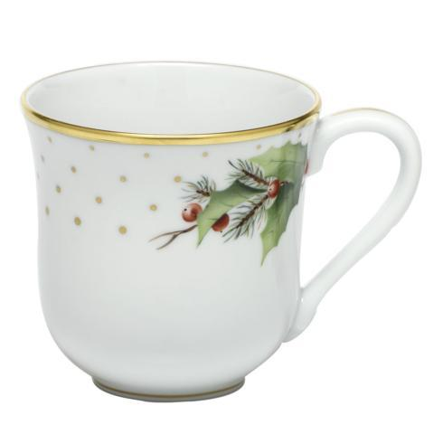 Herend  Winter Shimmer Mug - Multicolor $210.00