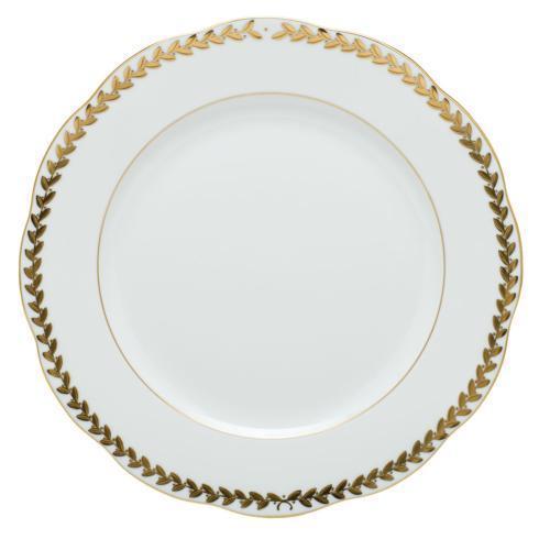 Herend  Golden Laurel Service Plate $225.00