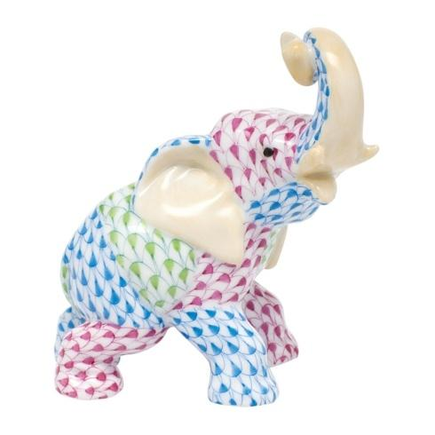 Elephant - Multicolor