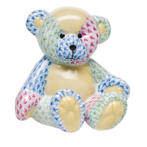 $415.00 Small Teddy Bear - Multicolor
