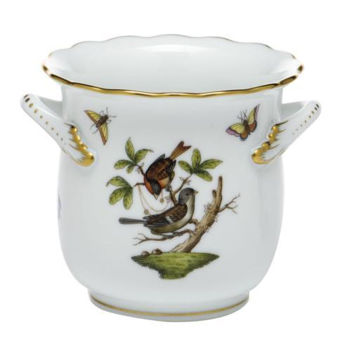 $320.00 Mini Cachepot with Handles - Multicolor