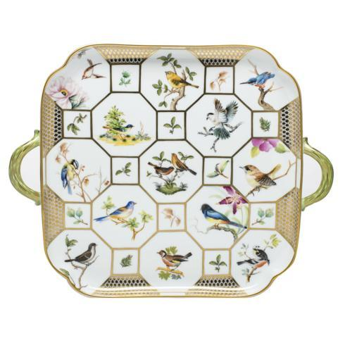 $6,750.00 Birds of Herend Tray