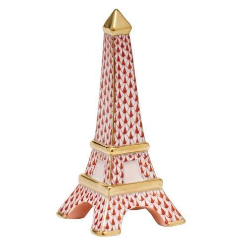 $395.00 Eiffel Tower - Rust