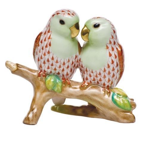 $710.00 Love Birds on Branch