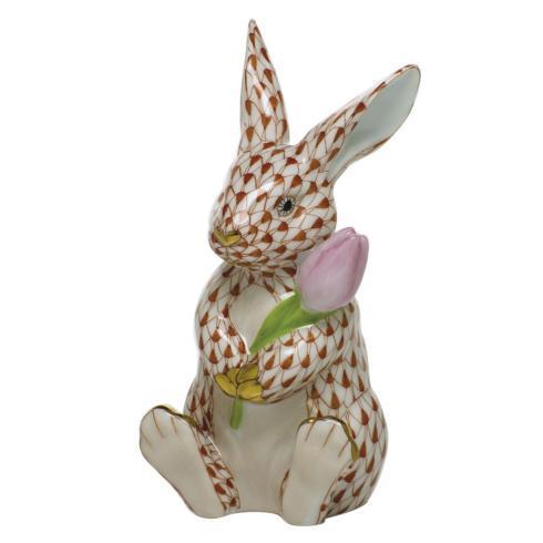 Blossom Bunny - Rust