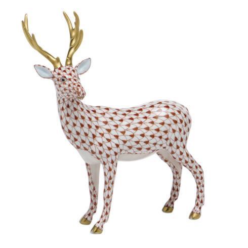 Deer - Rust