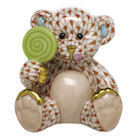 $425.00 Sweet Tooth Teddy - Rust